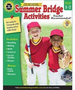 Summer Bridge Books