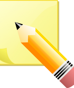 Pencils & Paper Products
