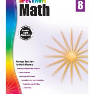 Spectrum-Math-Grade-8