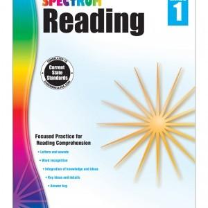 Spectrum-Reading-Grade1