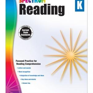Spectrum-Reading-K